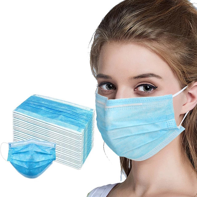virus surgical face mask